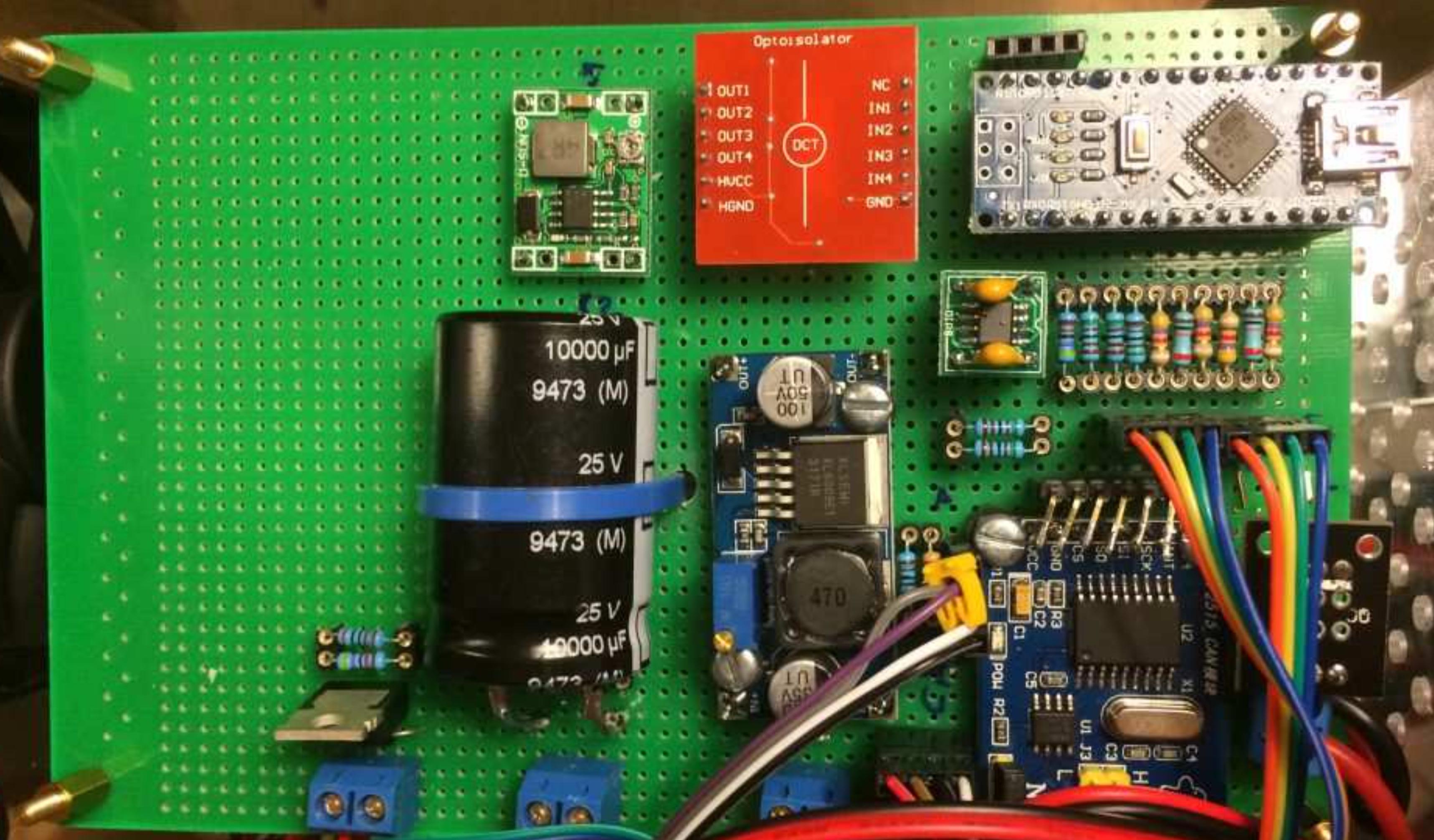 Microcontrollers - Quadrivium EnsembleBot